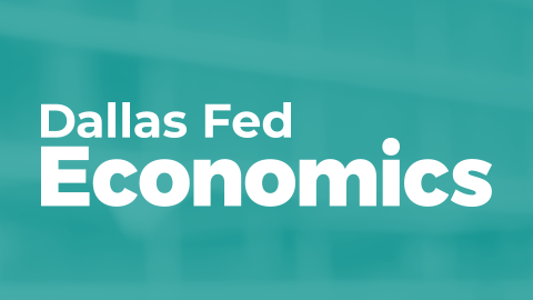 Dallas Fed Economics