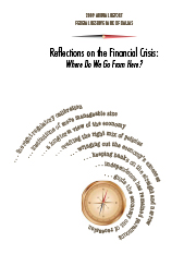 Reflections on the Financial Crisis
