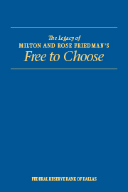 The Legacy of Milton and Rose Friedman