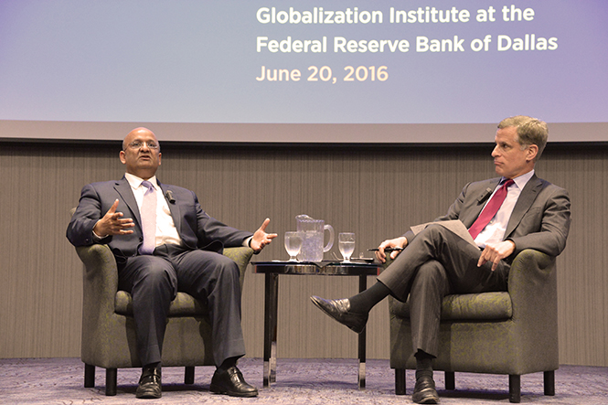 Global Perspectives With Nitin Nohria Dallasfed
